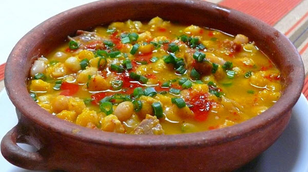 Locro casacomida for Argentinean cuisine